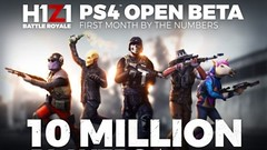 H1Z1 PS4 producer on spectacular launch, balancing and what comes next (gamersrally) Tags: uk