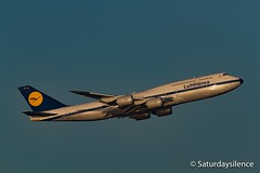 (Saturday silence) Tags: b747 b744 747 boeing boeing747 hnd hndrjtt 羽田空港 東京国際空港 lh lufthansa ルフトハンザ