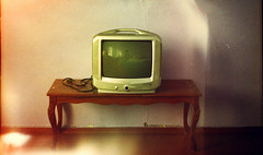 (Victoria Yarlikova) Tags: tv retro vintage old film zenit122 analog 35mm scan scanfromnegative expiredfilm lightleak grain dust filmisnotdead pellicola