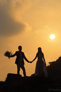Shooting of Wedding photography