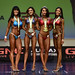 Bikini A 4th Burney 2nd Deb 1st Svetlaeva 3rd Delapeaz