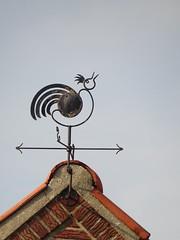 windvaan Deventer (willemalink) Tags: windvaan deventer