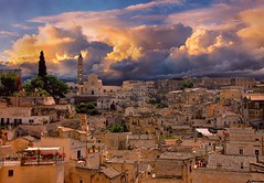 Matera Capital of Culture 2019 (* landscape photographer *) Tags: materacapitalofculture2019 sassidimatera lucania italy history architecture sunset sunrise cloud sky colors picture nice landscape perfect world wonderful work europe attractive art click photography nikon flickr 2018