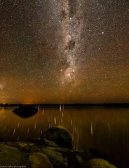 leslie dam nightscape 4 (andrew.walker28) Tags: milky way stars starscape long exposure leslie dam lake warwick queensland australia