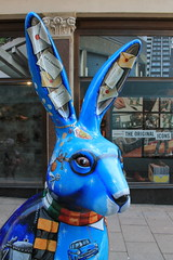 IMG_4764 (.Martin.) Tags: gogohares 2018 norwich city sculpture sculptures trail gogo go hares art norfolk childrens charity break
