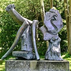 Satyricon 1 (1981) - Reuben Nakian (1897 - 1986) (pedrosimoes7) Tags: caloustegulbenkianfoundationgarden lisbon portugal garden jardim sculpture escultura publicart satyricon reubennakian ✩ecoledesbeauxarts✩ contemporaryartsociety clart0509180020cet