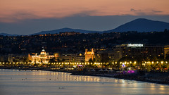 Soirée - Nice (cokbilmis-foto) Tags: nizza nice evening sunset nikon d3300 nikkor 18105mm