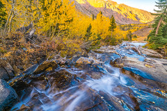 Lundy Canyon Waterfalls High Sierras Autumn Aspens Leaves Clouds Fine Art Landscape Photography: Sony A7RII Eastern Sierras Nature: Elliot McGucken California Fall Foliage Autumn Colors Scenic Vista View! Carl Zeiss Sony T* FE 16-35mm f/4 ZA OSS! F4! (45SURF Hero's Odyssey Mythology Landscapes & Godde) Tags: lundy canyon waterfalls high sierras autumn aspens leaves clouds fine art landscape photography sony a7rii eastern nature elliot mcgucken california fall foliage colors scenic vista view carl zeiss t fe 1635mm f4 za oss red orange yellow