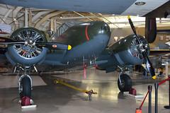 C-GZCE (CWHM - HB143) (Steelhead 2010) Tags: canadianwarplaneheritagemuseum cwhm yhm rcaf hb143 bae beechcraft b18 d18s c45 creg cgzce
