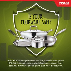 About Us | Vinod Cookware - India | Household and Kitchenware Items/Accessories (pradeepjaiswal) Tags: vinodcookware aboutus vinodkitchenutensils kitchencookwaresets kitchenwarewebsite stainlesssteelcookware stainlesssteelcookwaresetindia vinodstainlesssteelcookware kitchenwareindia vinod cookware kitchenware utensils kitchen sets steel