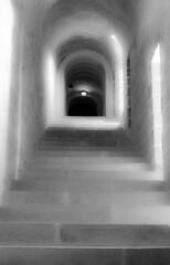 Mont Saint-Michel (Geert Van Keymolen) Tags: bw d5200 europe france francia frankreich frankrijk montsaintmichel nikon nikond5200 normandia normandie normandië normandy saintmichel abbaye abbye abdij abtei bassenormandie blackwhite indoor monochrome monochroom montstmichel monument zwartwit lemontsaintmichel fr