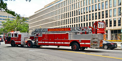 Washington DC Truck Co 7 (brutus61534) Tags: firetruck ladder company 7 washington dc