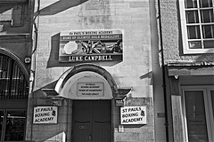 Luke Campbell Boxing Gym Monochrome (brianarchie65) Tags: lukecampbell trinitysquare trinitymarket kingstonuponhull gym hull monochrome blackandwhite blackandwhitephotos blackandwhitephoto blackandwhitephotography yorkshireblackandwhite blackwhite123 blackwhiterealms unlimitedphotos ngc yorkshirecameraramblers flickrunofficial flickr flickruk flickrcentral flickrinternational ukflickr brianarchie65 geotagged canoneos600d boxing olympicchampion stpaulsboxingacademy