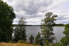 Lake view (DameBoudicca) Tags: sweden sverige schweden suecia suède svezia スウェーデン hultaby norrasjön lake sjö see lago lac 湖
