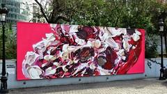 Locatelli / Bruxelles - 6 sep 2018 (Ferdinand 'Ferre' Feys) Tags: bxl brussels bruxelles brussel belgium belgique belgië streetart artdelarue graffitiart graffiti graff urbanart urbanarte arteurbano ferdinandfeys locatelli
