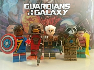 Cable's Guardians of the Galaxy. Mark I