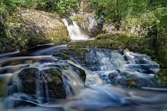 Rival Falls, Ingleton. UK (christopher.czlapka) Tags: photography photo flickr 10stop leefilters bigstopper water landscapes landscape love waterfall england uk ingleton rivalfalls