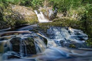 Rival Falls, Ingleton. UK