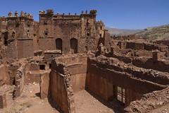 2018-4595 (storvandre) Tags: morocco marocco africa trip storvandre telouet city ruins historic history casbah ksar ounila kasbah tichka pass valley landscape
