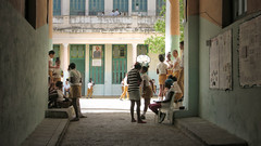 CUBA La Habana Vieja VI (stega60) Tags: cuba lahabana lahabanavieja escuelasecundaria estudiantes pupils students school stega60