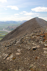 Sable Summit -  HBW! (RPahre) Tags: bokeh hbw summit sablemountain denalinationalparkandpreserve denalinationalpark denaliwilderness alaska