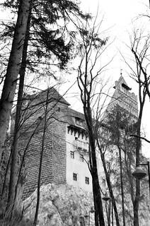 Dracula's lair