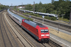D DB 101 031-3 Osnabrück 08-07-2018 (peters452002) Tags: peters452002 osnabrück lokomotive lokomotief locomotive br101 bahn bahnhof duitsland ferrovia germany jalalspagestransportationalbum eisenbahn etrain elok railways railway railroad railroads rail railwaystation trains train trein treinen twop travel transportation clickcamera spoor spoorwegen 5photosaday