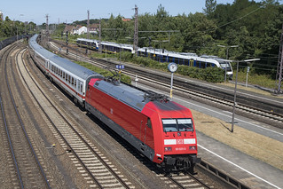 D DB 101 031-3 Osnabrück 08-07-2018