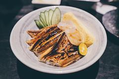 星鰻丼 (aelx911) Tags: a7rii a7r2 sony carlzeiss fe1635mm 1635mm food don taiwan taipei delicious fish 台灣 台北 錵鑶日本料理 美食