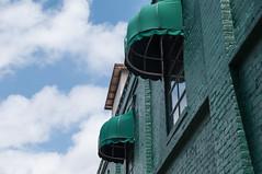 (jwcjr) Tags: windows awning architecture southernarchitecture mariettaga mariettageorgia pentax