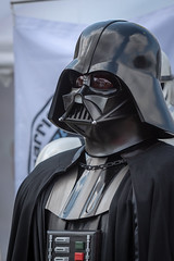 Me as Darth Vader doing good (dennishanisch) Tags: starwars darthvader darkside skywalker