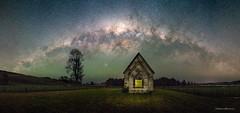 Welcome to Zion (hakannedjat) Tags: milkyway astro astrophotography astroscape sony sonynz sonya7rii a7rii newzealand nz