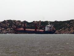 SE PANTHEA (-EZEK) Tags: ship generalcargo mpc grounded