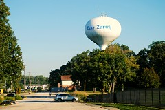 Lake Zurich, Illinois (Cragin Spring) Tags: illinois il midwest unitedstates usa unitedstatesofamerica lakezurich lakezurichil lakezurichillinois lakecountyil tower watertower