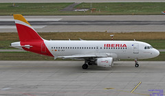 EC-JXJ LSZH 28-07-2018 (Burmarrad (Mark) Camenzuli Thank you for the 13.4) Tags: airline iberia aircraft airbus a319111 registration ecjxj cn 2889 lszh 28072018