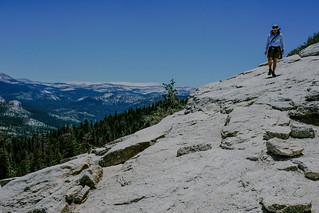 Sentinel Dome, Yosemite