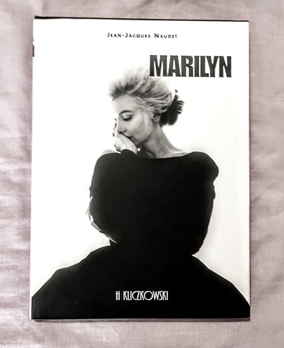 Marilyn Monroe, por Jean-Jacques Naudet