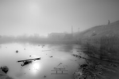foggy morning in Kars............. (Ozlem Acaroglu(www.ozlemacaroglu.com)) Tags: kars turkey stopper lee neutraldensityfilters neutraldensityfilter