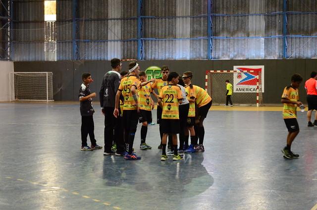 Handebol Masc II 1º São Bernardo do Campo x Taubaté - Val Morais (2)