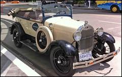 Nice  old car (el98199) Tags: car