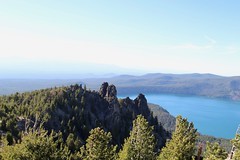 Paulina Pinnacles (daveynin) Tags: oregon newberry peak caldera mountain pinnacles
