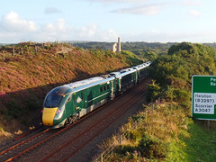 802005 Scorrier (2) (Marky7890) Tags: gwr 802005 iet class802 5z60 scorrier railway redruth cornwall cornishmainline train