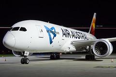 Boeing 787-8 Dreamliner   Air Austral (RSgraphy) Tags: dreamliner boeing 787 b787 b788 air austral warsaw epwa waw chopin airport warszawa lotnisko chopina flywaw night spotting spotter avgeek