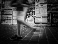 Silence (pretali-photography.com) Tags: london streetphotography bnw