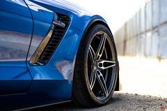 Chevrolet Corvette C7 Z06 | Ace Alloy Flowform AFF01 (Arlene Ace Alloy) Tags: acealloywheels acewheels acealloy aceflowform chevrolet corvette c7 z06 wheels rims tires aff01 american muscle