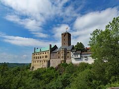 Wartburg UNESCO-Weltkulturerbe in Eisenach (fotokarin57) Tags: elements wartburg eisenach weltkulturerbe burg sängerkrieg martinluther