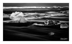 Jökulsárlón (VLefeuvre Photographies) Tags: jökulsárlón glace iceberg iceland islande landscape paysage mer sea seascape sonya99