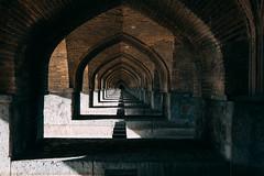 Under the bridge, Esfahan (ReinierVanOorsouw) Tags: iran iranian travelling ontheroad roadtrip persian persia irani wanderlust reiniervanoorsouw reinierishere goexplore