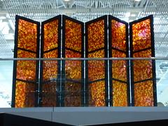 Screen (Aidan McRae Thomson) Tags: brianclarke stainedglass contemporary modern artwork exhibition uea norwich