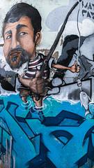 Street Art Parco delle Biodiversitá - Catanzaro (Calabria) (Federico.Michael.B) Tags: canon eos 750d 18 55 reflex nikon sigma tamron calabria pizzo scilla tropea vibo valentia lamezia terme nicastro sant eufemia sambiase reggio catanzaro italia italy street art tag graffiti opera disegno strada parco biodiversità style